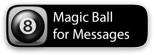 Magic Ball for Messages